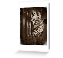 The Haunted 2 ( The Breeder) Greeting Card