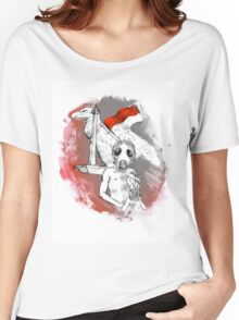 Metropolitan to Dystopia Women's Relaxed Fit T-Shirt