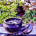 Broken Clay Pot by John Corney