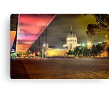 Royal Exhibition Building Canvas Print