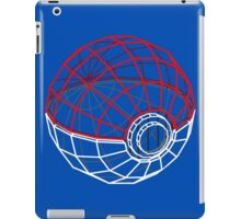 Pokeball 3D iPad Case/Skin