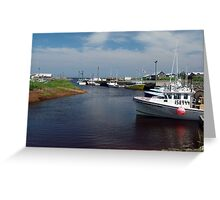 Toney River Greeting Card