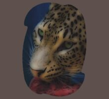 Leopard by fuxart