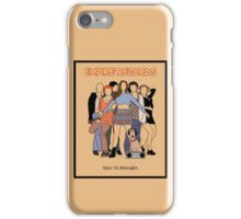 Empire Records - Movie Poster iPhone Case/Skin