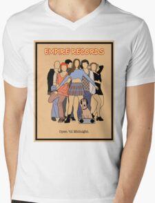 Empire Records - Movie Poster Mens V-Neck T-Shirt