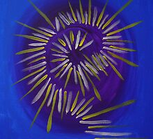 Swirling Eye by Jim DuBois