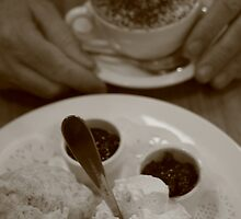 Devonshire tea by felicityT