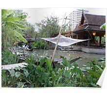 journey through thailand Poster