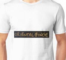 Ginger Ginge Oriental Ice Cream Sign Unisex T-Shirt