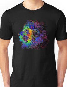 PSYCHEDELIC LION Unisex T-Shirt