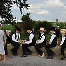 Amish Sunday Best by Monte Morton