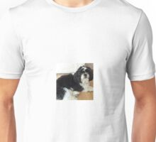 Shih tzu lie down puppy Unisex T-Shirt