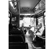 Bus! Photographic Print