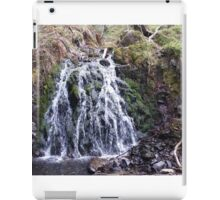 Waterfall Natural Scene iPad Case/Skin