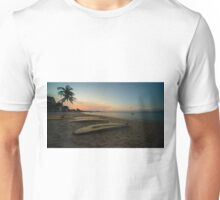 Paddle board twylight  Unisex T-Shirt