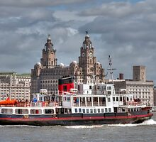 Royal Iris of the Mersey by © Steve H Clark Photography