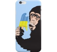Oooooz Chimp iPhone Case/Skin