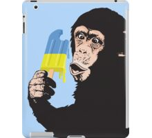 Oooooz Chimp iPad Case/Skin
