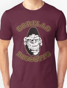 Gorilas Biscuits Head T-Shirt
