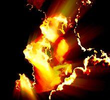 Diabolos Nebula by Paul Hovan