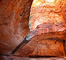 Cathedral Gorge by wildimagenation