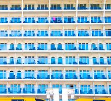 cruise balconies. anthem of he seas. lisbon by terezadelpilar~ art & architecture