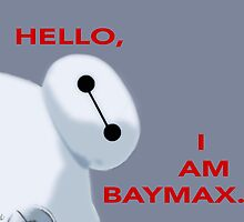 Baymax by silverFlame265