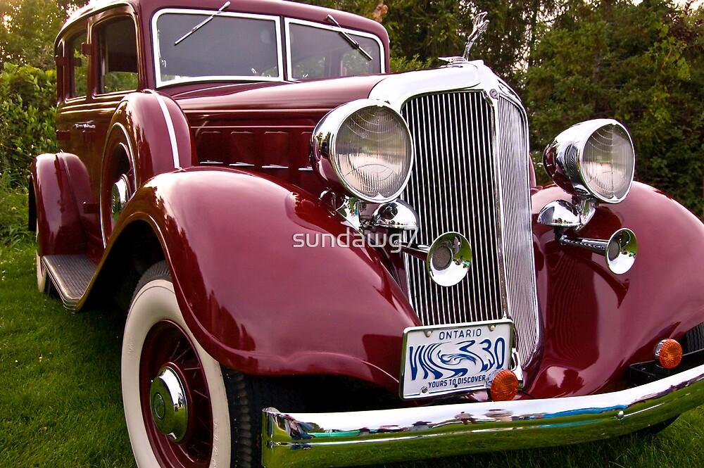 1933 Chrysler by sundawg7