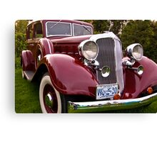 1933 Chrysler Canvas Print