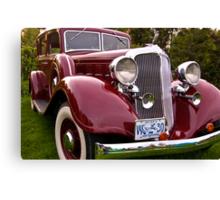 1933 Chrysler Canvas Print