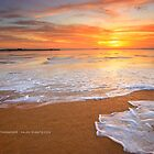 Sea Foam by Saleh Rubat