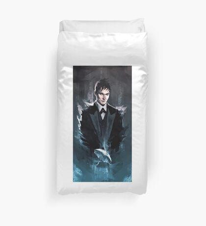 Gotham - The Penguin Duvet Cover