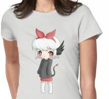 Chibi Oni Womens Fitted T-Shirt