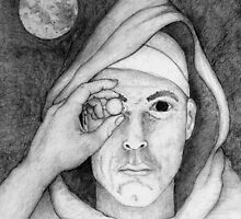 The Eye Of Horus by James Watson