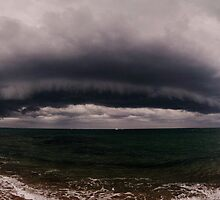 Gust Front by wolfcat