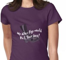 Alter Ego Womens Fitted T-Shirt