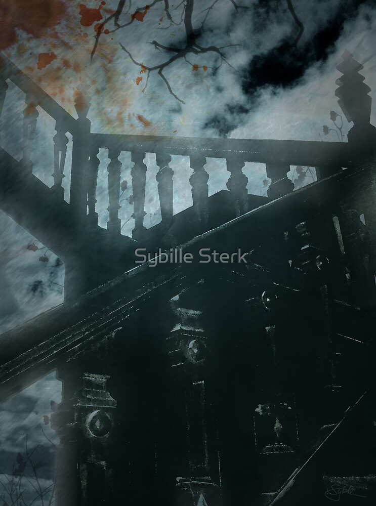 Not the Stairway to Heaven by Sybille Sterk