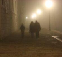 Venice Fog by joybliss