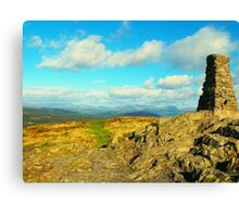 The View from Gummers How Canvas Print