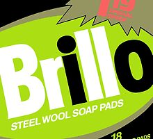 Brillo Box Package Colored 78 - Andy Warhol Inspired by peterpotamus