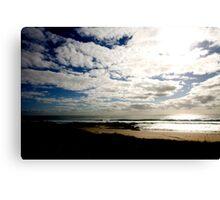 Beachscape I Canvas Print