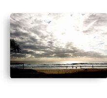 Beachscape II Canvas Print