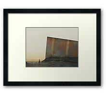 The Intersection Framed Print