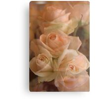 Everything is Rosy Metal Print