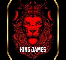 Lebron James LIONs pride by renegade1984
