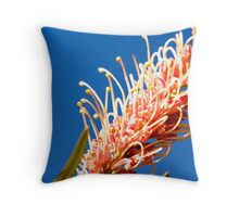 Floral Perfection Throw Pillow