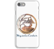 MysticCoder Logo &  Clear Amulet iPhone Case/Skin