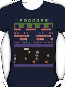 Classic 80's arcade games: Frogger T-Shirt