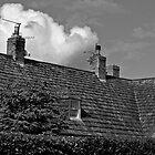Atop Etal Village, Northumberland by Ryan Davison Crisp