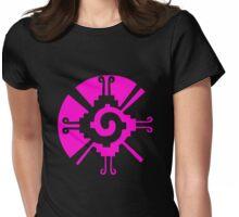 Hunab Ku Womens Fitted T-Shirt